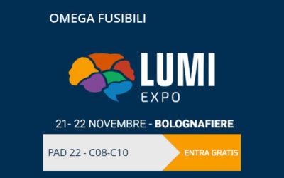 Omega's at LUMI Expo 2019