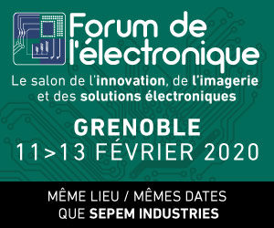 Omega at the Grenoble Electronic Forum in 2020