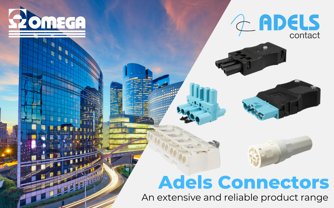 Adels Contact connectors and terminals, the lighting specialist