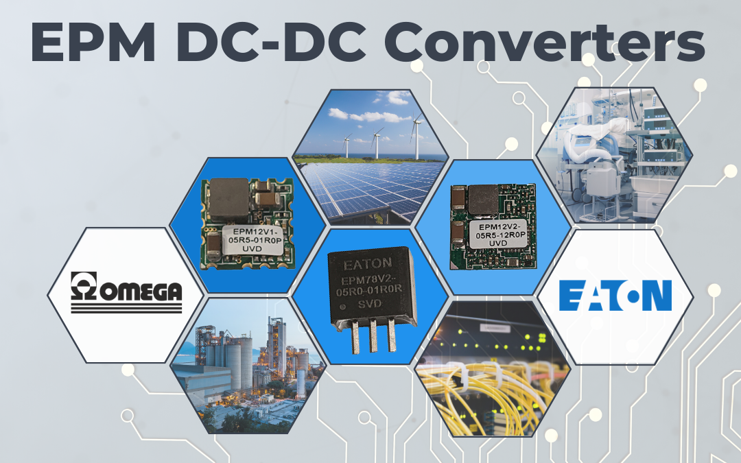 Non isolated EPM DC-DC converters from Eaton