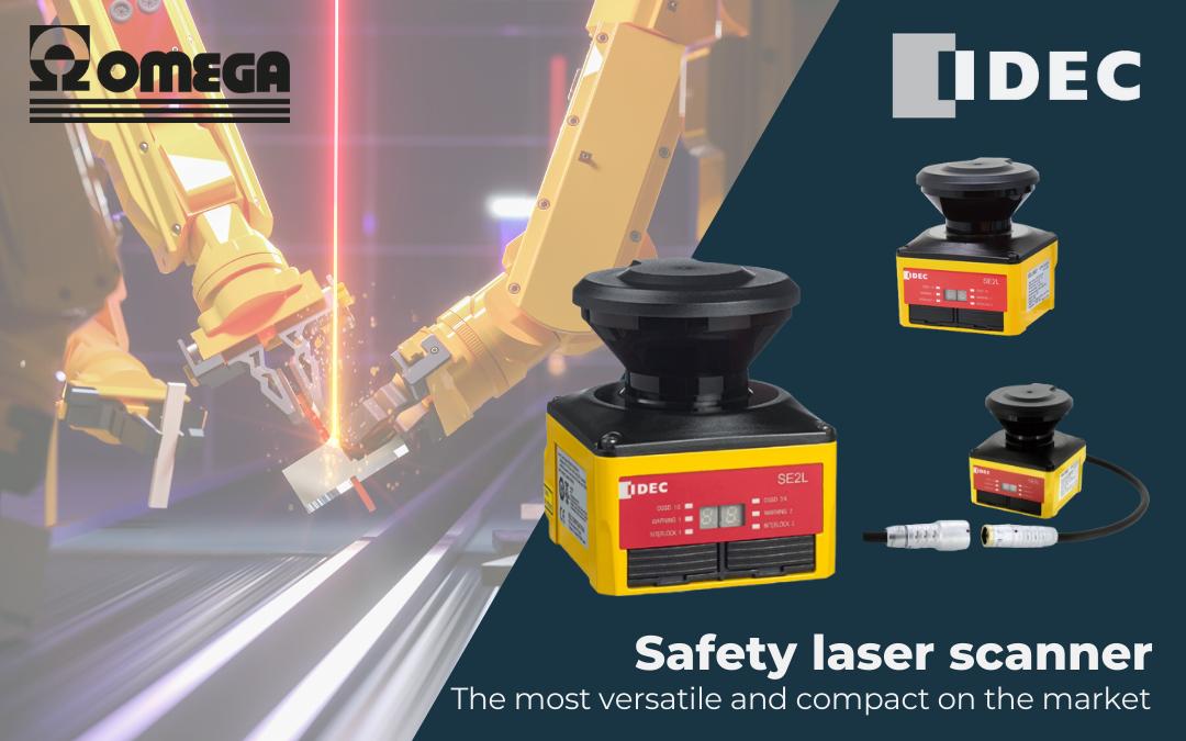 Safety Laser Scanner SE2L Idec