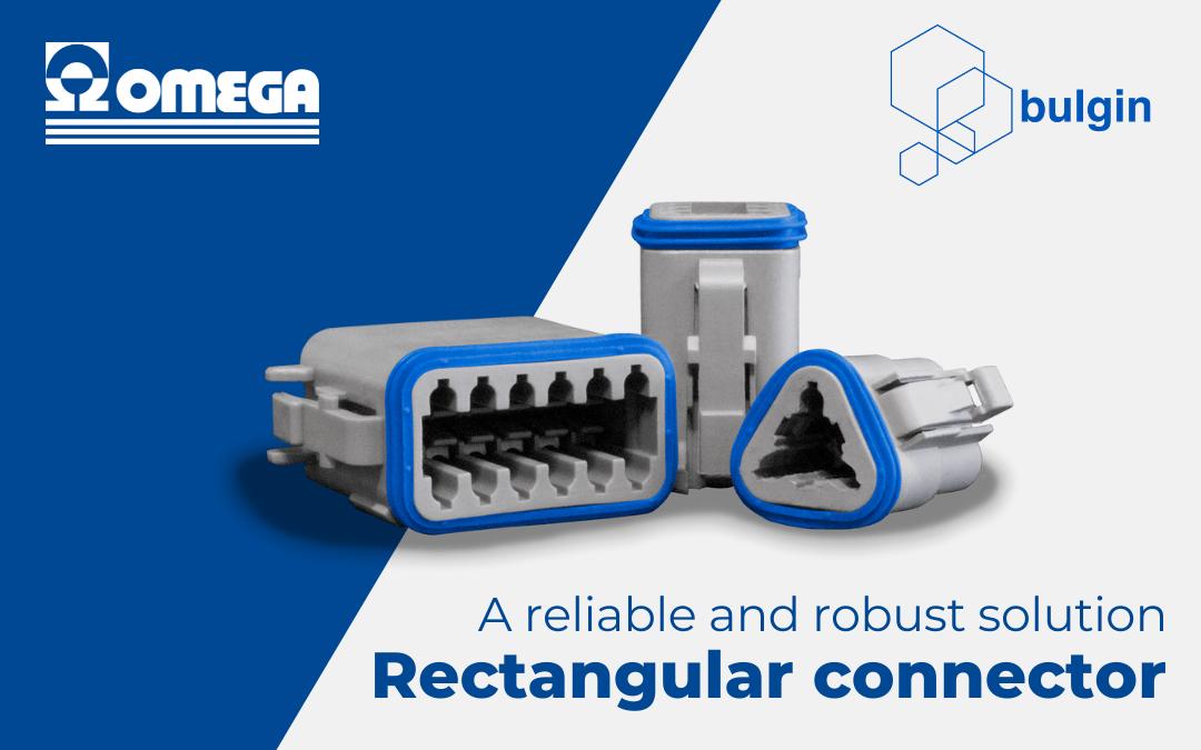 Bulgin Rectangular Power Connectors