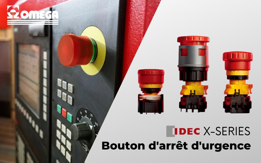 Emergency stop button / E-Stop IDEC
