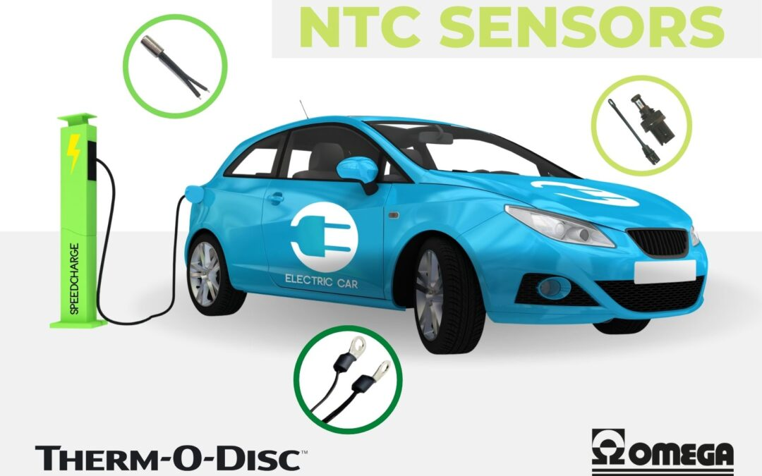 Sensors for electric and hybrid vehicles – Thermodisc